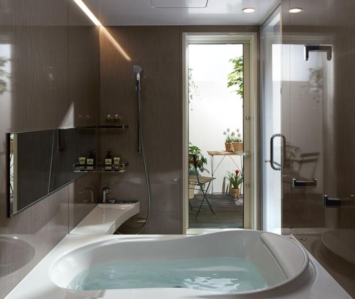 温泉リゾートのようなお風呂が楽しめるスパージュ