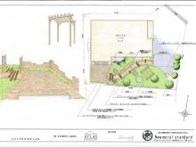 平面図 ガーデンテラスパース