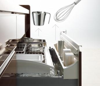 シエラ 収納 取り出しやすさの進化 快適な調理 作業効率アップ
