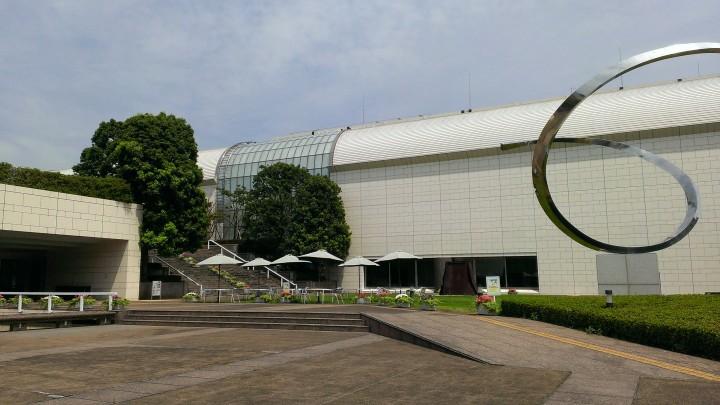 平塚市 美術館