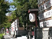 平塚八幡宮 平塚市 国道1号線沿いにあります