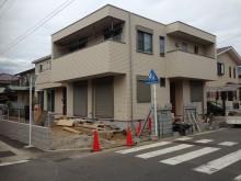 小田原市 外構施工例 門まわり 門袖基礎工事