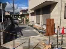 小田原市 外構施工例 駐車場