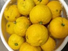 柚子のマーマレード1