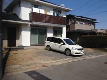 外構工事スタート前の横浜の現場