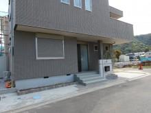平塚市 スタイリッシュなオープン外構 駐車がしやすい 道路沿い