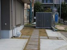 平塚市 オープン外構 駐車場デザイン