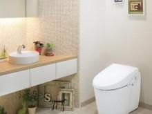 最新のトイレは清掃性に配慮がされていたり省スペース設計などおしゃれなトイレがあります