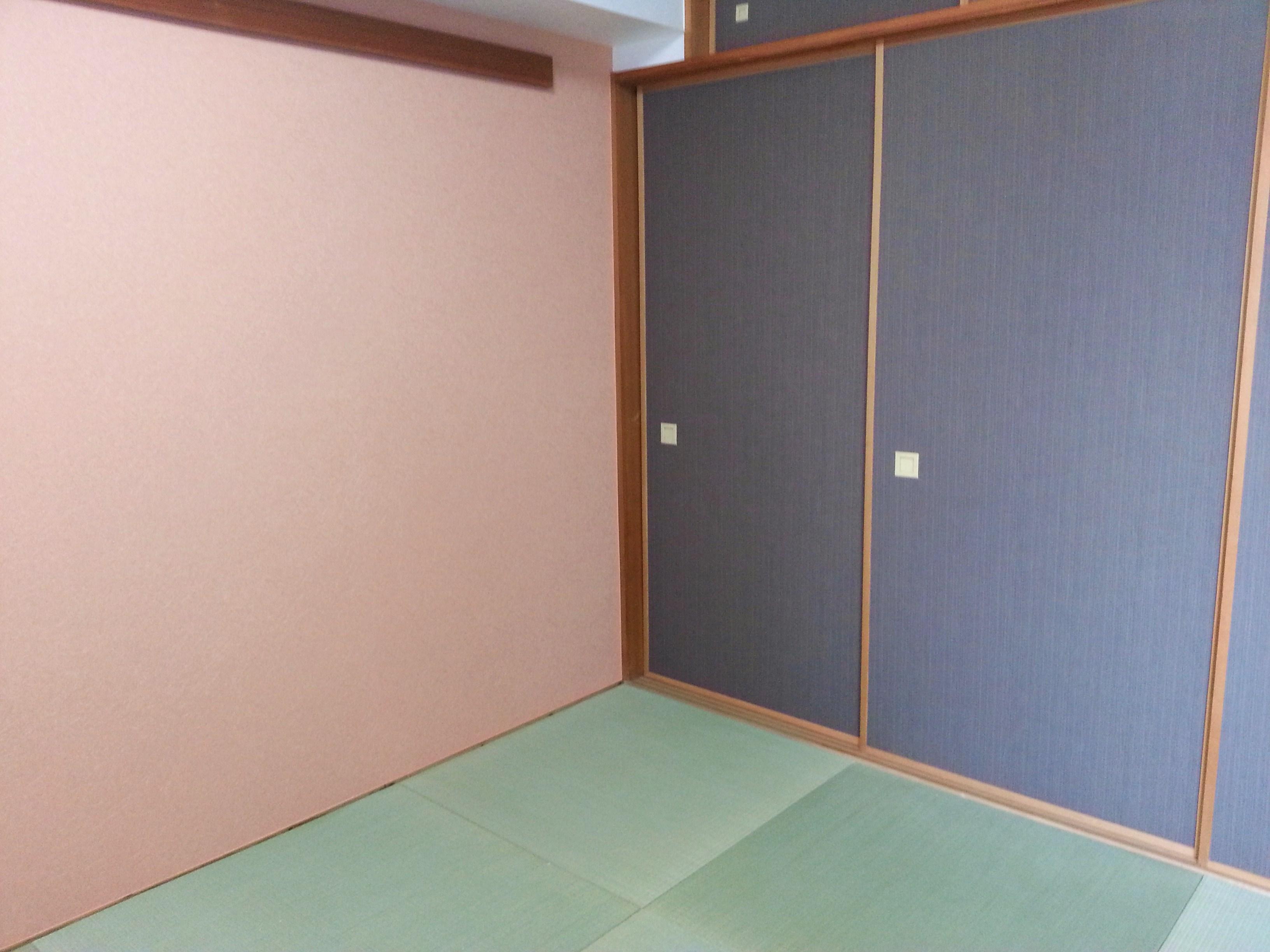 壁紙の張り替えでおしゃれなお部屋にリフォーム 平塚市 平塚市 新築